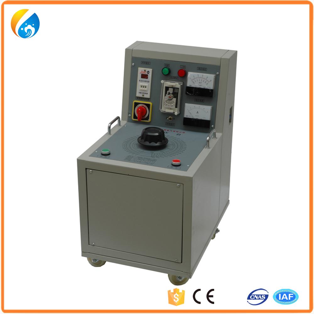 High Voltage Testing : High voltage test transformer power frequency resonance