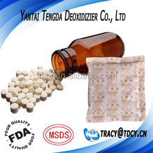 silica gel desiccant for pharmaceutical use/moisture absorber bags/silica gel absorbent