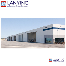 Steel Structure Workshop ,warehouse , steel building by Shenyang Lanying