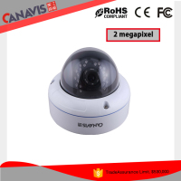 Indoor home securiyt system 2.0 megapixel dome 1080p mini camera