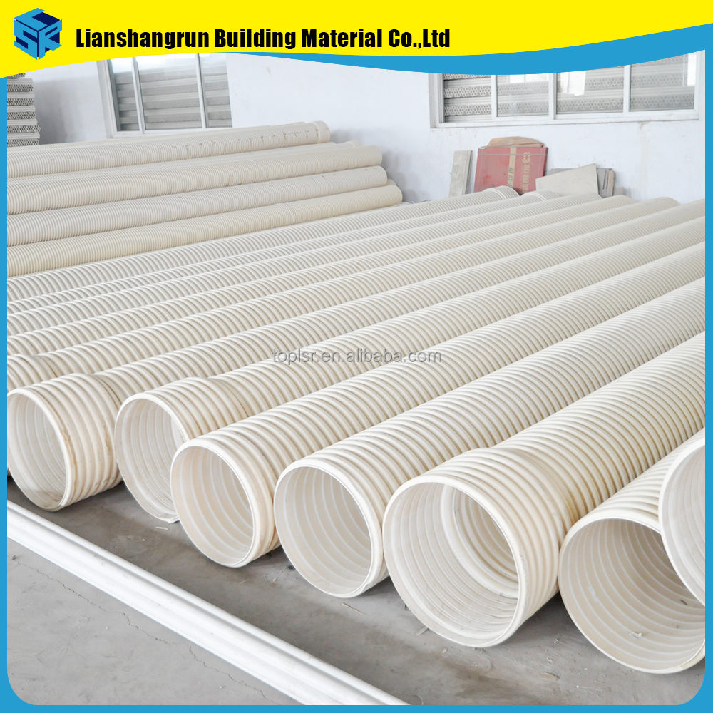 Cheap corrugated plastic drain pipe sizes find corrugated plastic - Upvc Drain White Corrugated Plastic Drainage Pipe Buy White Pvc Corrugated Pipe Large Plastic Corrugated Pipe Corrugated Plastic Pipe Price Product On
