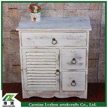 factory wholesale design wood coner cabinet with exposed surface for living room