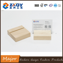 Wholesale Customized High Quality Wooden Base for Calendar