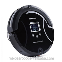 2015 Newest Arrived 5 in 1 multifunctional Robot Vacuum Cleaner, Intelligent vacuum cleaner, Intelligent floor sweeper
