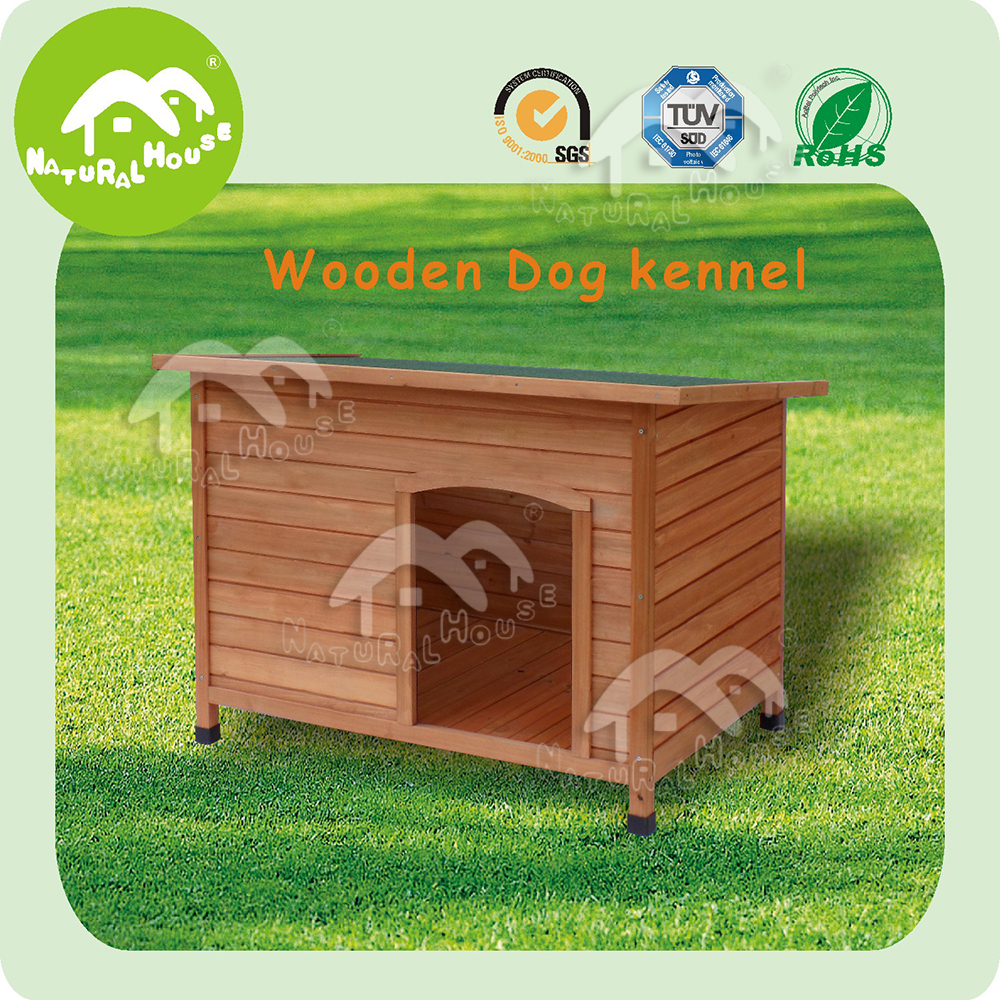Hot-sale wooden handmade big dog house