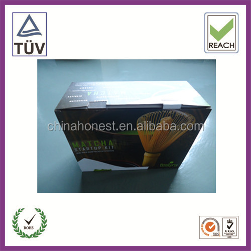Custom printed corrugated box shipping carton for tea bag packaging