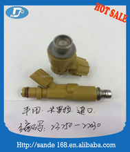 For Toyota fuel injector Nozzle OEM 23250-22030 2325022030