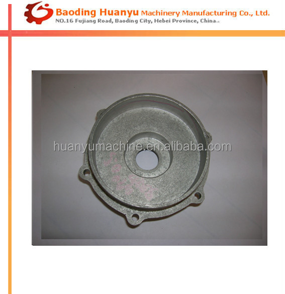 Aluminum Alloy Die Casting Pump / Blower Impeller