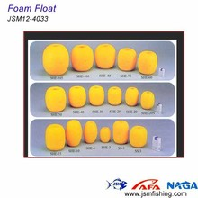 Wholesale China Various Moulds PVC Fishing Net Foam Float for fishing
