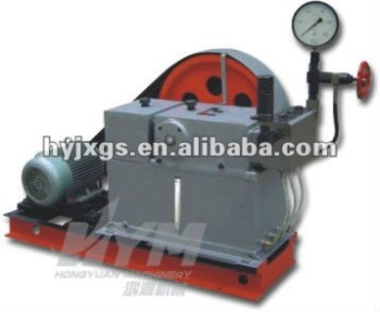 High pressure Hydrostatic pressure test pumps/High pressure water pressure test pump