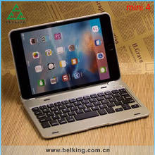 2016 wholesale Compatible for Bluetooth Keyboard Case For Apple iPad mini 4