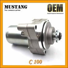 High Performance Factory Price 100CC Motorcycle Starter Motor for HONDA C100/ GRANDRIVER C110/ DY100