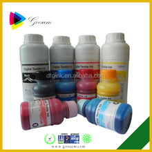 Textile Printing ink for Kornit Storm II Digital Direct to Garment Printer