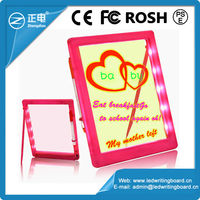 Hot 2015 happy kid toy kids erasable writing boards, magnetic drawing board toy