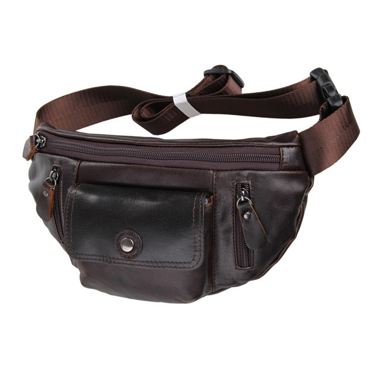 69e3b54f07e3 Buy Designer First layer Real Genuine Leather Waist Bag for Men Cow Leather  Wallet Purse belt pouch men first grade cow  VP-J7209 in Cheap Price on  Alibaba. ...