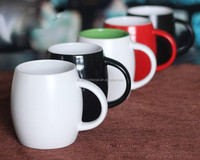 coated promotional coffee mug cup