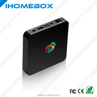 Hot new products for 2016 arabic iptv box,xbmc Amlogic S905 Quad-Core 407 mid-east channels IPTV Android Smart TV Box
