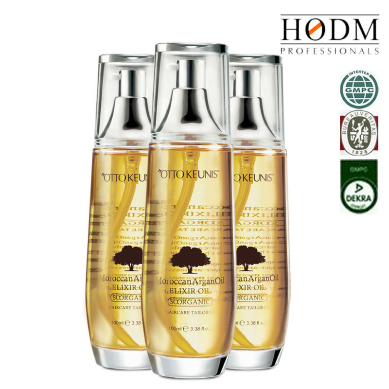 Hair building fibers oil hair thickening fibers include rich morocco argan oil
