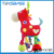 Baby Spring Hanging Toys - Interesting Kids Pull Line Plush Horse Baby Musical Hanging Toys for Newborn Babies Toys