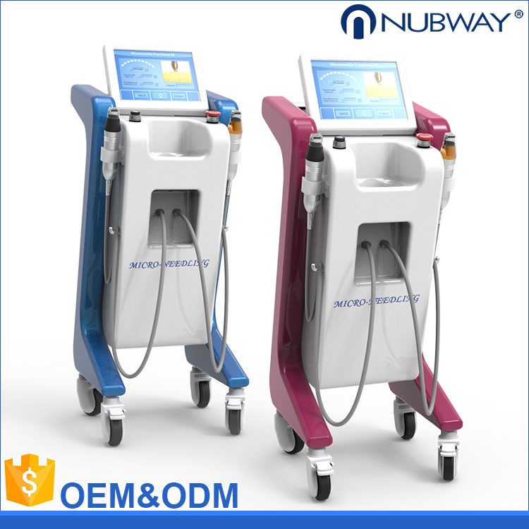 High technology 3 years warranty auto micro needle therapy system fractional rf micro needling