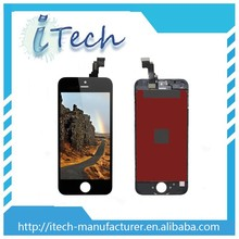 Screen for iphone 5c display assembly, for iphone 5c front lcd, New Replacement Digitizer Assembly for iPhone 5c