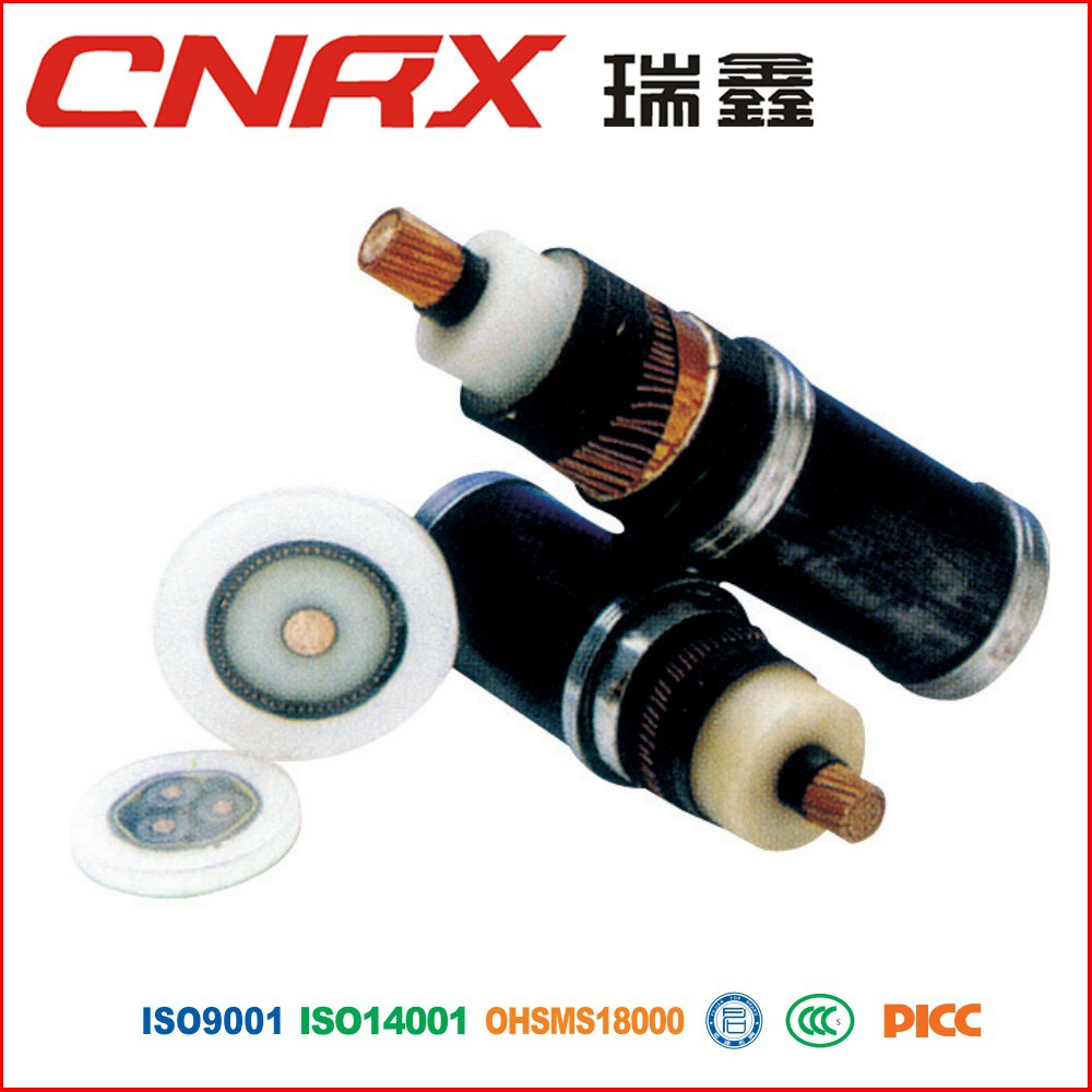 Made in China Ruixin Group 0.6/1kv PVC Insulated electrical copper cable copper scrap russia
