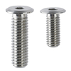 Customized Ultra Low Head Cap Screws Hexagon Socket configurable components M2-M10 replacement for standard