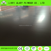 Poplar/Birch/Hardwood Core Marine Plywood/Film Faced Black Plywood for Construction