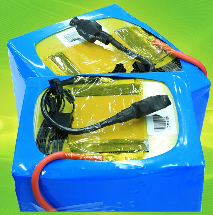 ce lifepo4 48v 72v 96v 40ah 50ah 80ah 100ah motorcycle lithium battery pack
