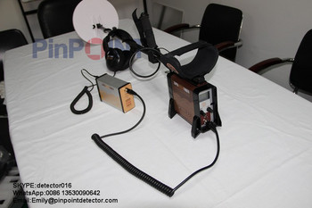 Hot sale!Detector de oro bajo tierra, drs ground exper ground scanner 3d japan metal detector GFX7000