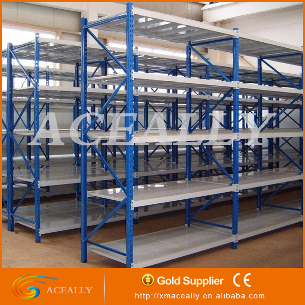 pallet racking steel frame layout warehouse beam racks mini mart shelving system