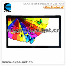 2013 New Product 55inch Desktop Computer All In One Tablet PC TV With Wifi /Webcam for home/office meeting