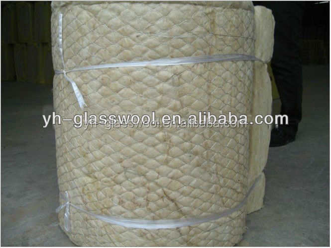 Heat insulation mineral rock wool blanket board with good for Mineral wool board insulation price