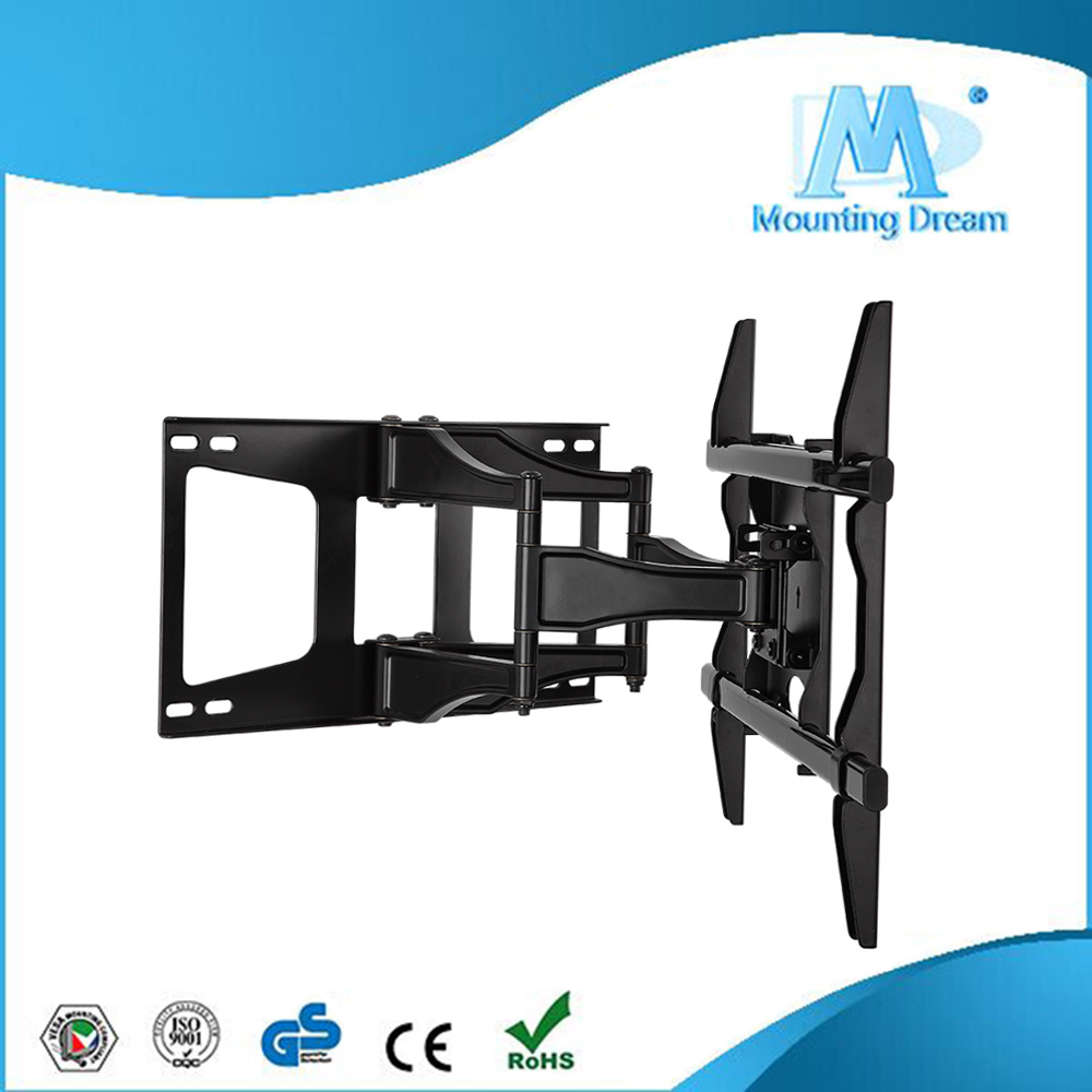 "32""-60"" LCD/LED/Plasma full motion retractable tv bracket/tv wall mount"