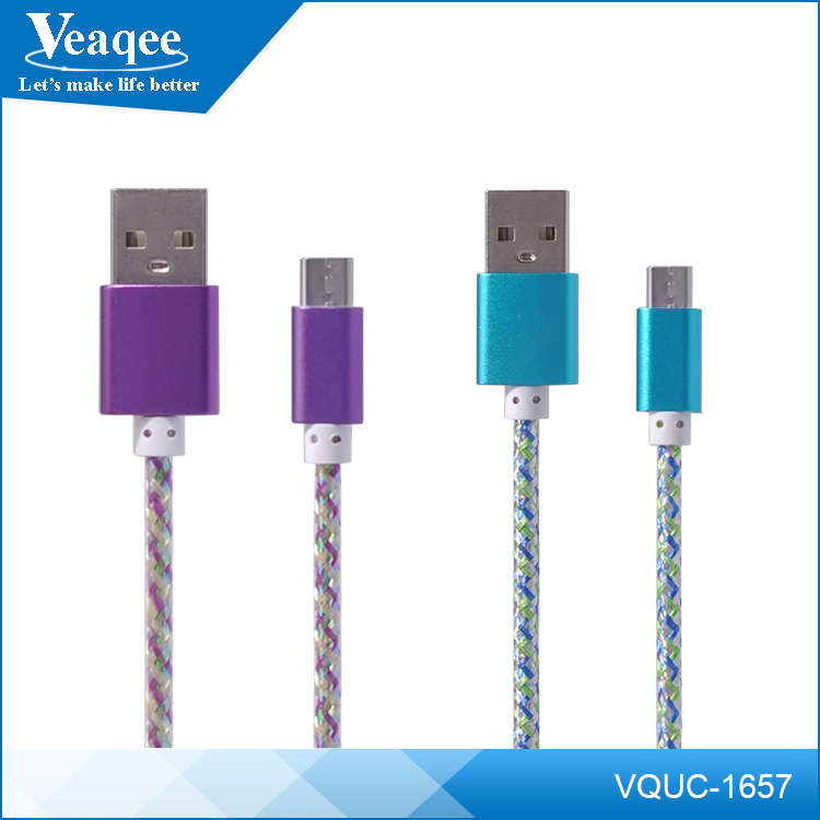 Veaqee Micro USB Charging data Cable Magnetic Adapter Charger