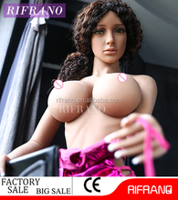 China wholesale dolls factory 158 cm big breast long blonde hair TPE Silicone japan sex doll for men 18 sex girl