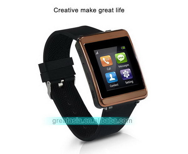Cheapest hotsell 2g calling smart phone watch
