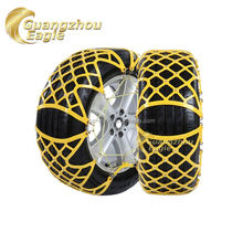 2X Anti-Slip Ice Cleats Shoe Boot Tread Grips Traction Crampon Chain Spike Sharp Snow Walking Walker
