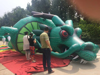 customized inflatable chinese dragon