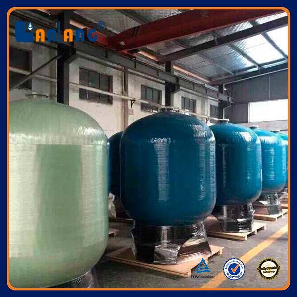 Factory price ro water filter/purified water equipment manufacturer/frp tank