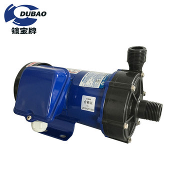 Industrial anti-acid alkali no leakage magnetic driven pump