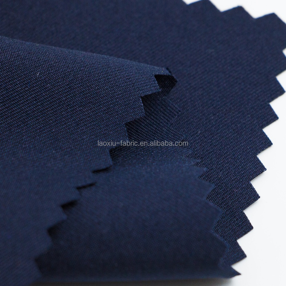 composite ITY imitation memory fabric for dust coat ORGANZA CURTAIN FABRICS