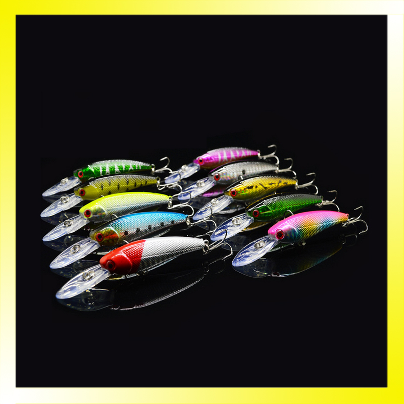 Minnow Hard Lure for Fishing