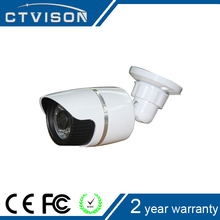 outdoor p2p network camera 1.0 Mega Bullet IP Camera / XMEYE software/ P2P Cloud With Mobile Surveillance