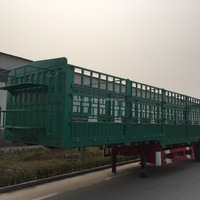 40t Semi Truck Trailer Sidewall Semi