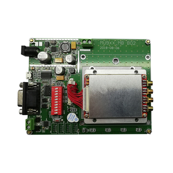 windows linux SDK r2000 fast multi-tag reading 1/4 antenna channel 900mhz rfid reader module