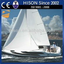 2014 Hot-sale luxury china 26 ft jet sail boat for sale