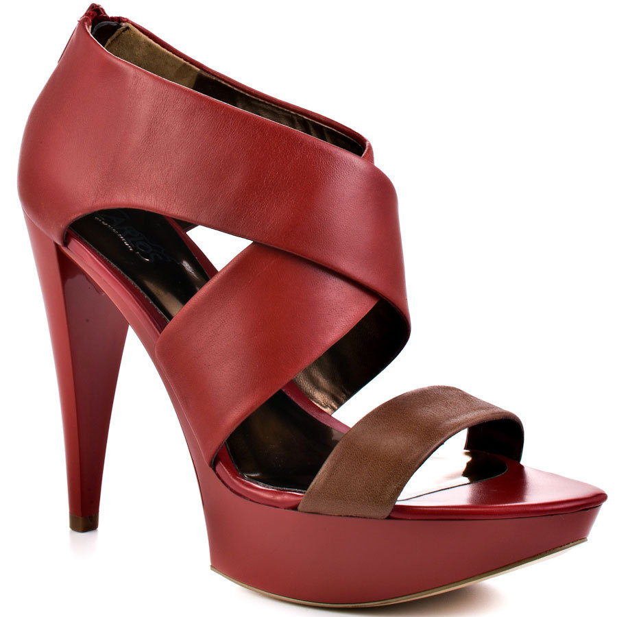 Red Heels Strap