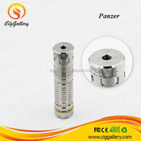 Top-selling Ecig panzer Mods cooper mechanical mod 26650 panzer wholesale