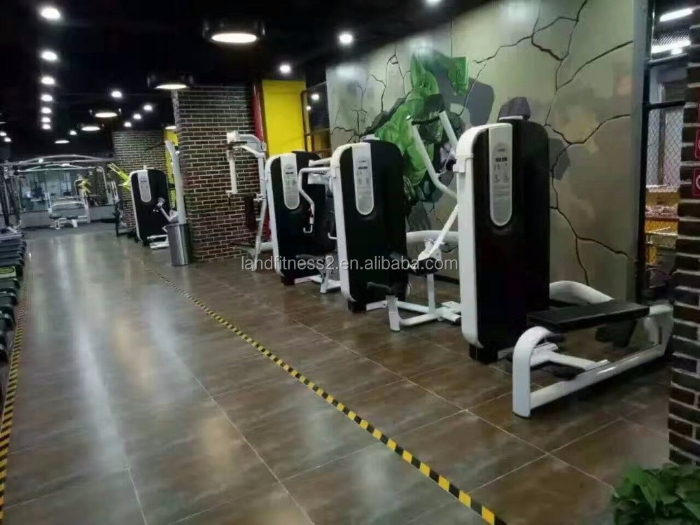 Biceps Curl New Design Gym Use Attractive Fitness Equipment Hot Young People Like Exercise Muscle Machine